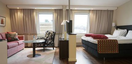 Elite Plaza Hotel Gothenburg Deluxe Room 2