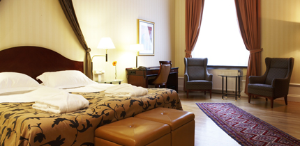 Elite Plaza Hotel Gothenburg Deluxe Room