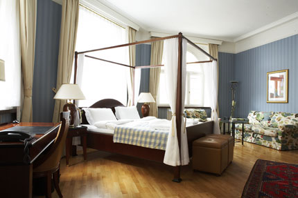 Elite Plaza Hotel Gothenburg Junior Suite