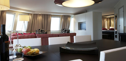 Elite Plaza Hotel Gothenburg Suite 506 2