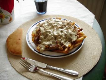 Jungfruplatsens Pizzeria Kebabtallrik