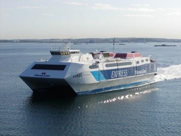 Stena Line Carisma - Express